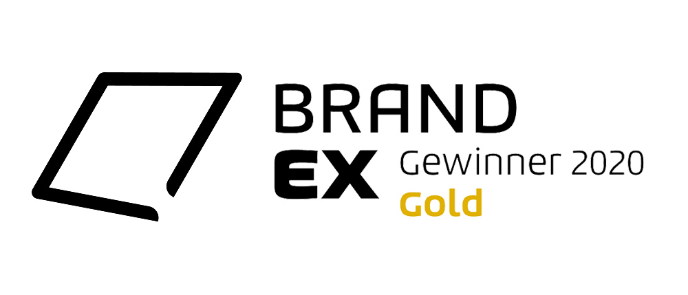 BrandEx Winner Gold