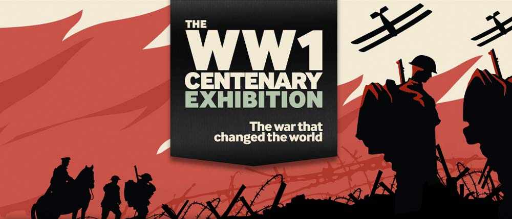 The WW1 Centenary Exhibition