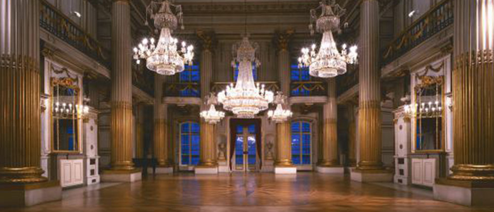 Ludwigslust Palace (Germany) Spatial Audio Drama