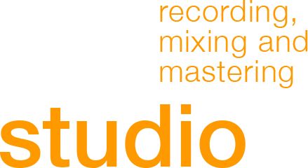 studio - recording, mixing and mastering